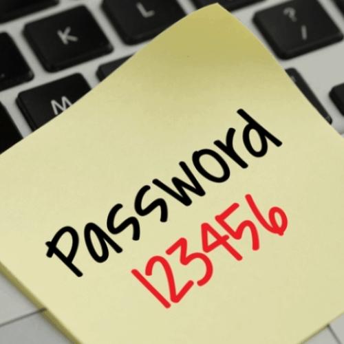 надежный пароль