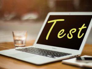 тест компьютера